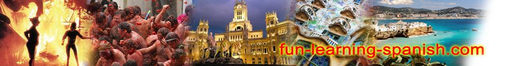 Fun Learning Spanish logo
