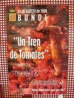Tomatina advertisement