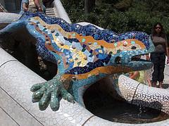 Parc Guell - Gaudí