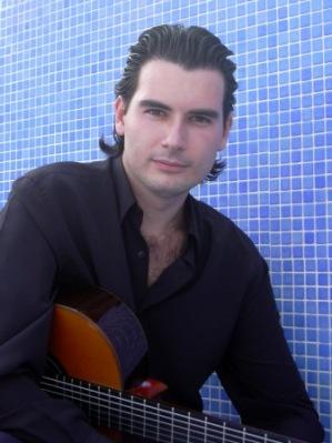 carlos pinana - flamenco guitarist