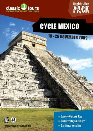 Mexico leaflet