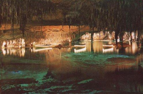 majorca caves del drach