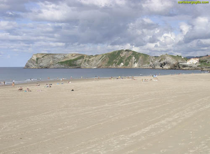 comillas playa cantabria