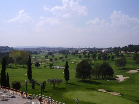 El Bosque Golf, Chiva, Valencia