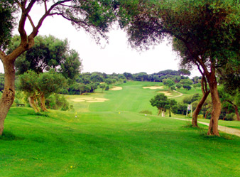Montenmedio golf in Andalusia