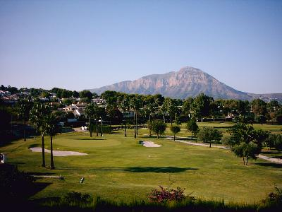 javea golf club