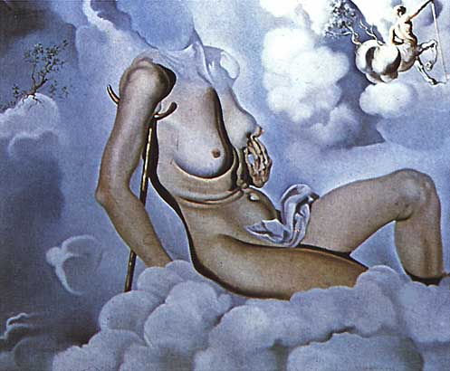 honey is sweeter than blood by Salvador Dali