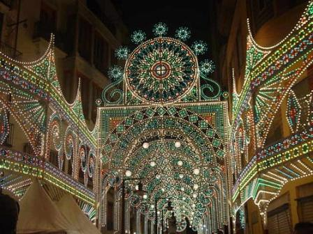 Fallas lights