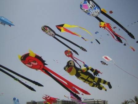 kites in spain