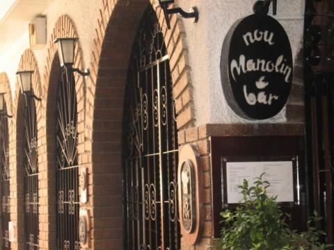 restaurante nou manolin