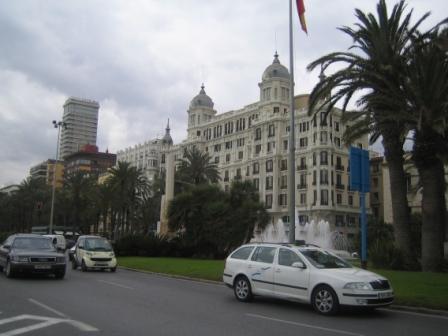plaza de la mar