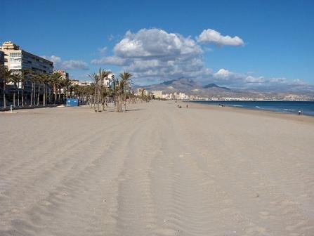 san juan playa alicante