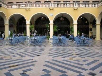 benidorm plaza mayor