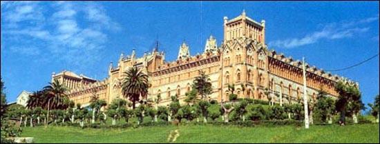 comillas college cantabria