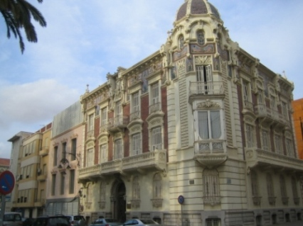 cartagena impressive architecture