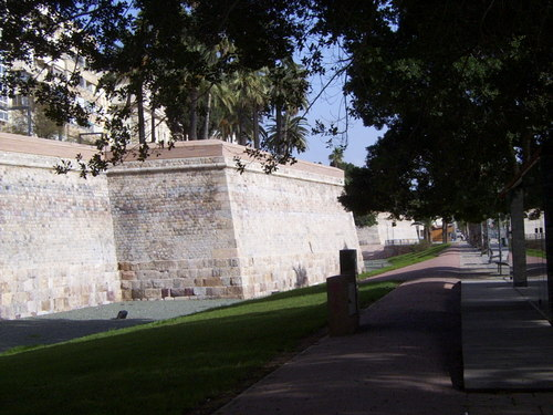 cartagena muralla