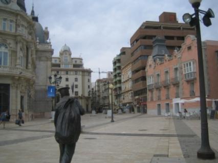 cartagena plaza ayuntamiento