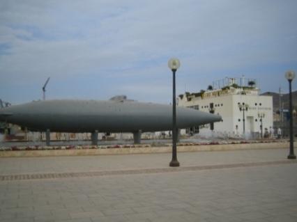 cartagena submarine