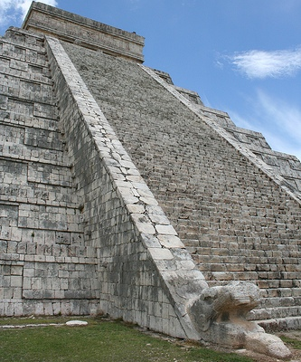 El Castillo - The Kukulkan Pyramid