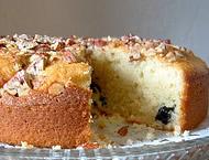 Chile cake