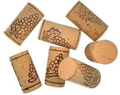 cork float