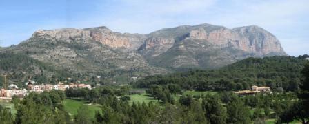 Montgo Denia