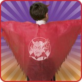 Devil's poncho