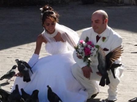 Dia de San Valentin en Cuba