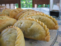 Chicken Turnovers/Empanadillas de Pollo