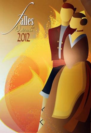 Fallas 2012 programme