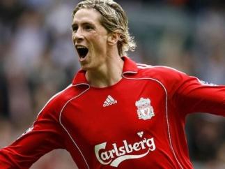 fernando torres liverpool and spain footballer