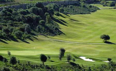 Finca Cortesin golf course, Marbella Spain