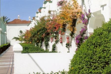 Greengolf apartments overlook golfcourse