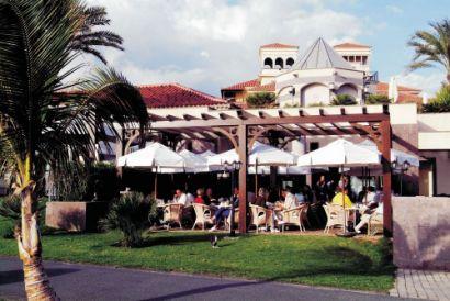 Meloneras restaurant area Maspalomas