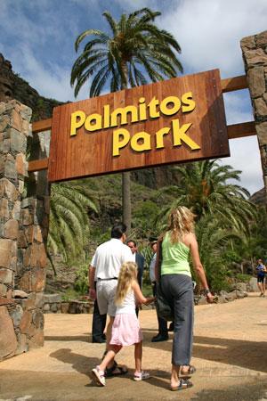 Gran canaria Palmitos parque