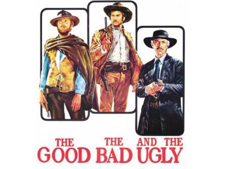 good bad and ugly