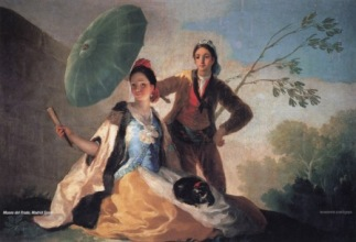 parasol by goya