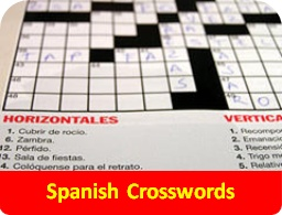 Crosswords - Crucigramas