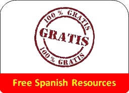 Free Spanish Resources