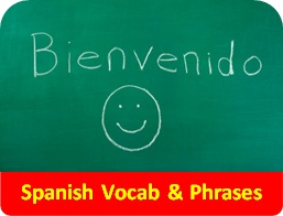 Spanish Useful vocab and phrases
