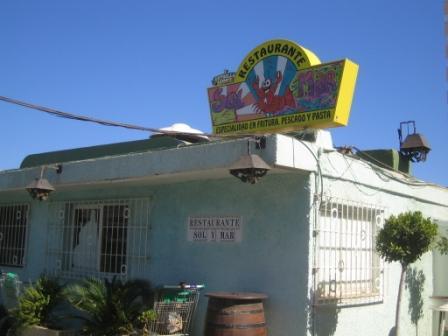 la manga beachside restaurant