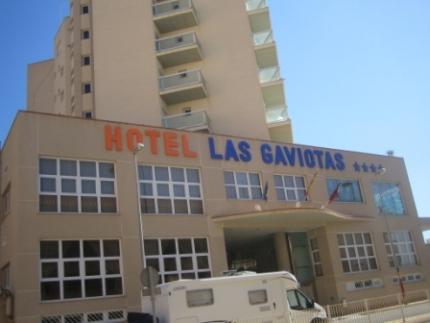 la manga hotel gaviotas