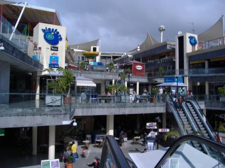 Biosfera shopping centre Puerto del Carmen