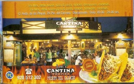 Lanzarote-texmex-restaurante
