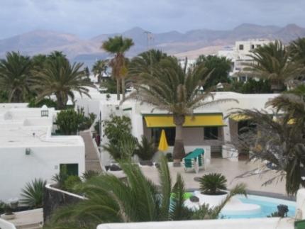 Lanzarote Velasquez apartments