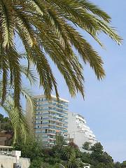 Magaluf beach - playa