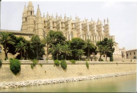 majorca sa seu cathedral