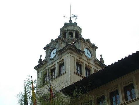 Alcúdia - town hall - ayuntamiento - ajuntament