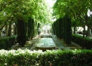 Palma de Mallorca - gardens of the King / jardines del rey