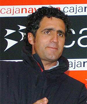 miguel indurain - spanish cycling champion